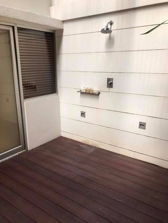 COMO Metropolitan Bangkok: Outdoor Private Shower