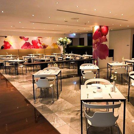 COMO Metropolitan Bangkok: Breakfast Restaurant of the Hotel