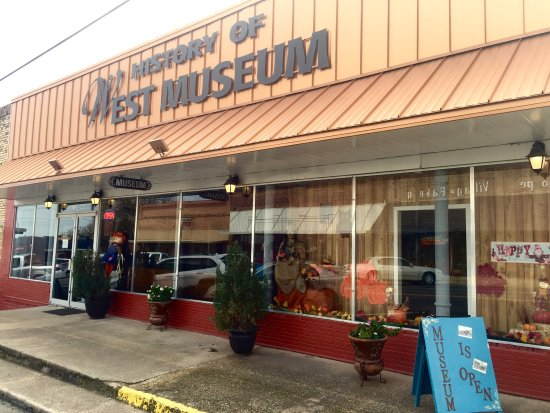 History of West Museum