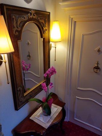 Moelan sur Mer, Frankrijk: hallway