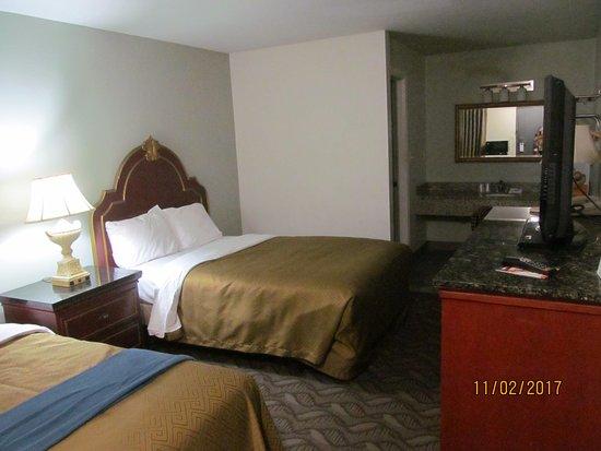 Portage, Indiana: Room 117.