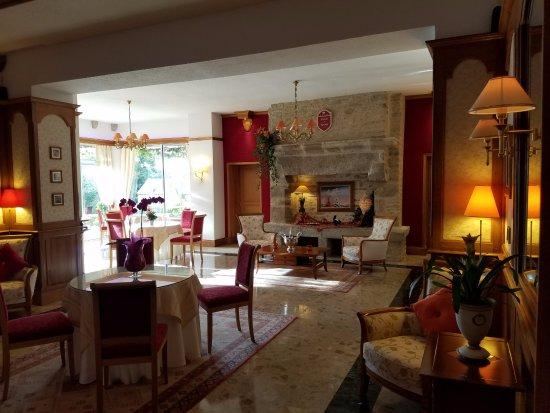 Moelan sur Mer, Frankrike: Hotel common areas