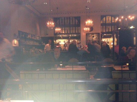 Brasserie Keyzer : het restaurant