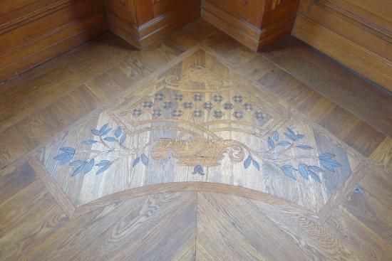 Houten Vloeren Houten : De houten vloeren zijn subliem gerestaureerd bild von museum