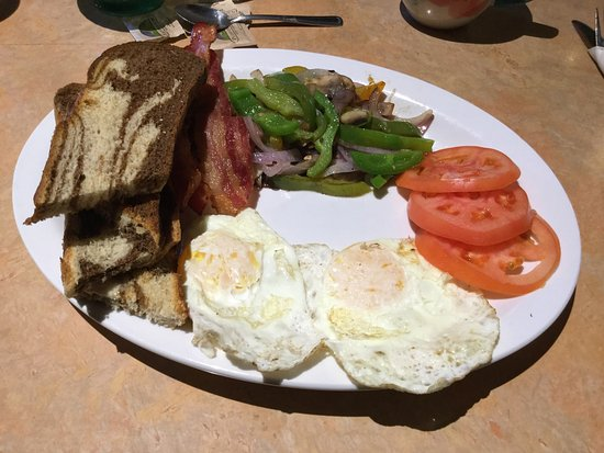 Owen Sound, Canada: Breakfast!