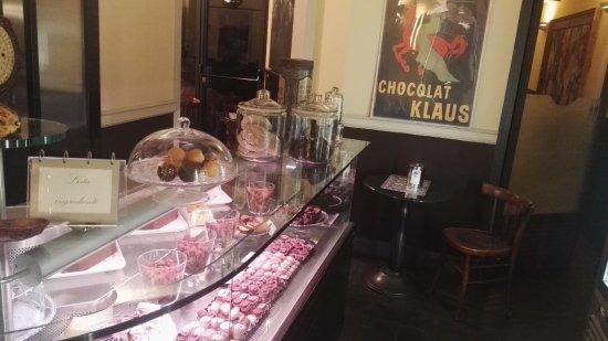 Giarre, Włochy: Dessert e torte fresche