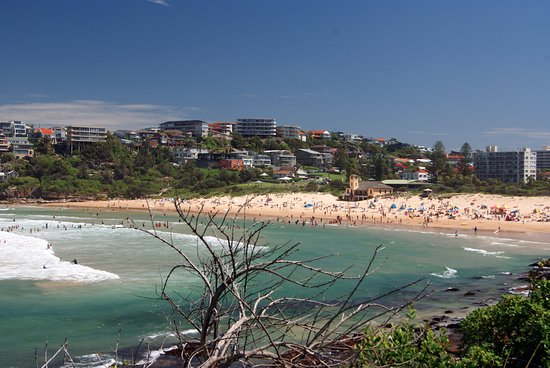 Freshwater Beach Manly NSW