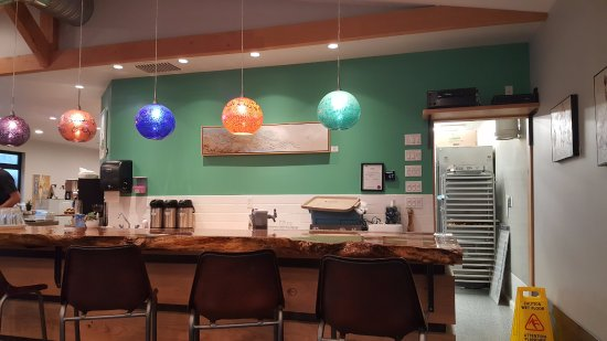 Nanoose Bay, Canada: I couldn't stop looking at these lighting shades