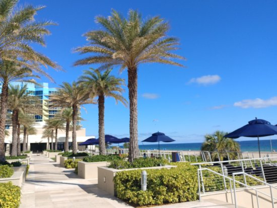 Fort Lauderdale Marriott Harbor Beach Resort & Spa Photo