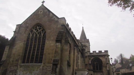 Bradford-on-Avon, UK: The Saxon Church , Bradford upon Avon..