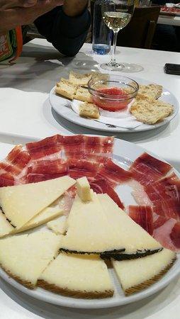 Traditional Spanish tastes!!!
