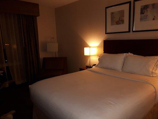 Holiday Inn L.I. City - Manhattan View : Habitaciones