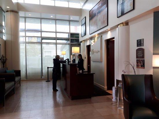 Holiday Inn L.I. City - Manhattan View : Recepción