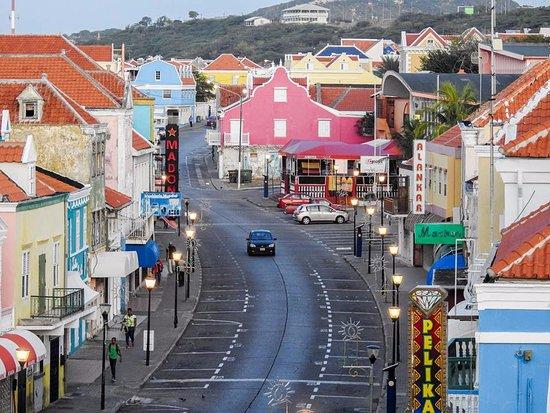 Curacao Suites Hotel View Of Otrobanda