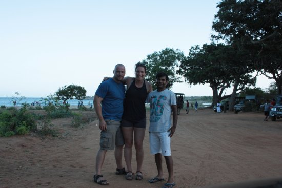 Katunayake, Sri Lanka: Group pic at Yala