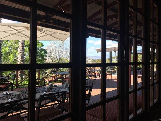Caledon Hotel, Spa, Casino: 아름답고 조용한 호텔입니다