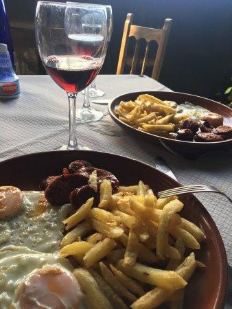 Restaurante venta puerto de galiz en jerez de la frontera for Cocina y alma jerez