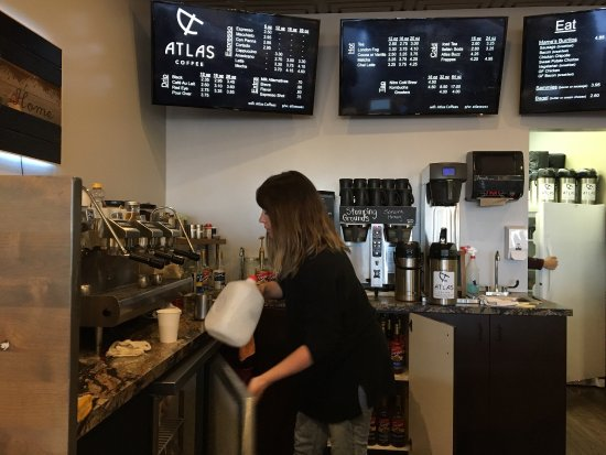 Littleton, CO: Atlas Coffees