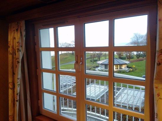 Osoyro, Norwegen: View from room