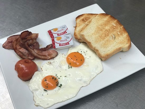 baccon and egg breakfast freaking cheap 7 00 picture of taste