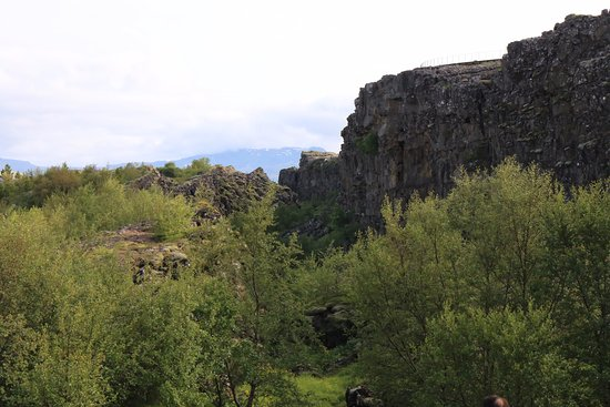 Thingvellir, Islandia: Beautiful scenery
