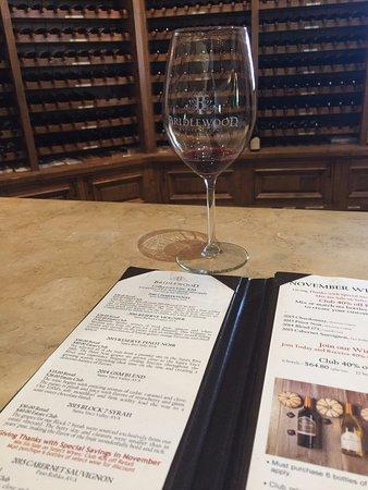 Santa Ynez, CA: Their wine is good!