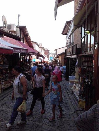 Beypazari, تركيا: Базар