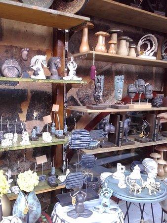 Beypazari, تركيا: И здесь сувениры