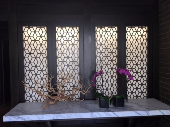 Hakkasan San Francisco: Nice decoration, but food is more important