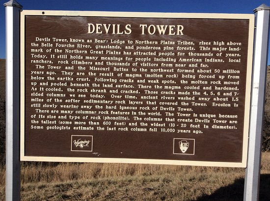 Devils Tower照片