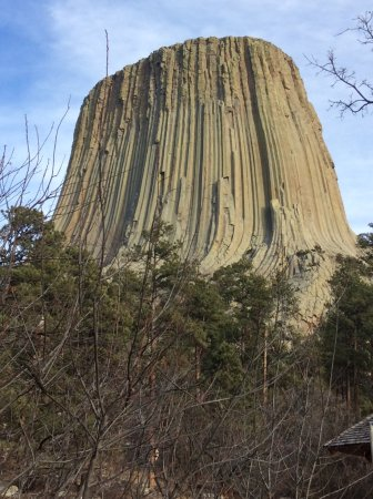 Devils Tower, WY: Devil's Tower National Monument