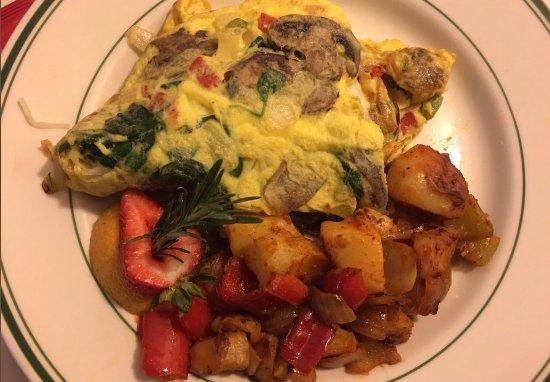 Colton, Kalifornien: Garden Omelette