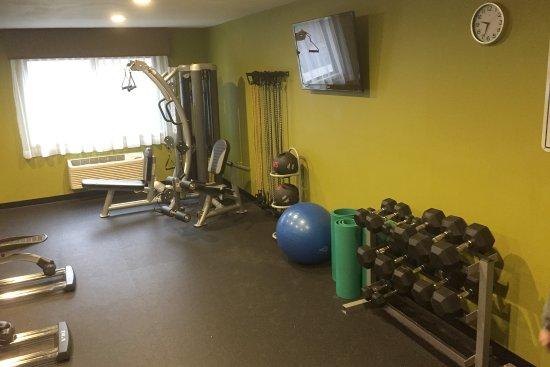 Best Western Ambassador Inn & Suites: Best Western Ambassador Inn - Wisconsin Dells - Exercise Room