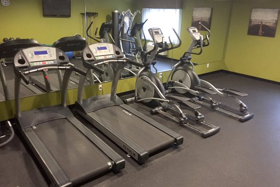 Best Western Ambassador Inn & Suites: Best Western Ambassador Inn - Wisconsin Dells - Exercise Room