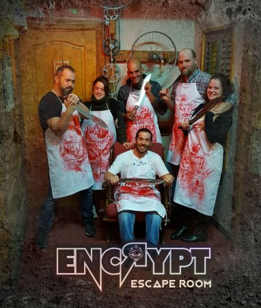 Party sex billede af encrypt escape room barcelona for Escape room party