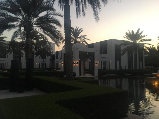 The Chedi Muscat – a GHM hotel: Just some of the photos showing the understated luxury at the Chedi