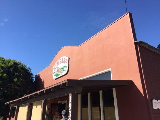Santa Ynez, Californien: Red Barn