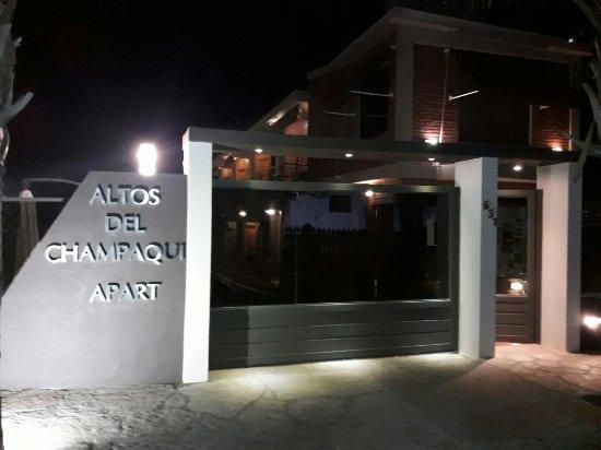 Altos del Champaquí Apart y Spa: 20171030_233554_large.jpg