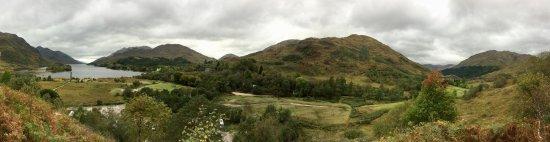 Glenfinnan Viaduct scenery