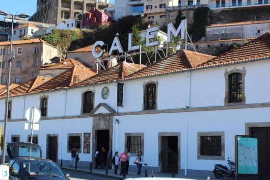 Porto Calem : La bâtisse Calem