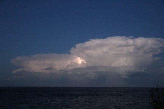 Nambucca Heads, Australia: Spectacular storms