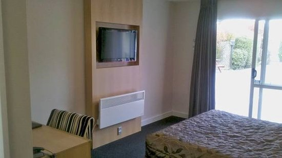 Christchurch Motel Bild