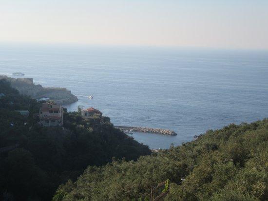 Best Western Hotel La Solara Sorrento: View from room terrace