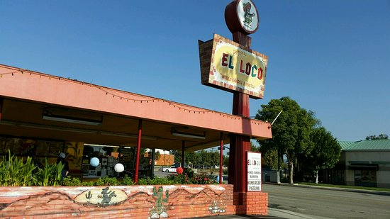 West Covina, CA: Peter's El Loco