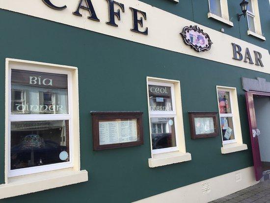 Lahinch, Ireland: Danny Mac's - perfect lunch
