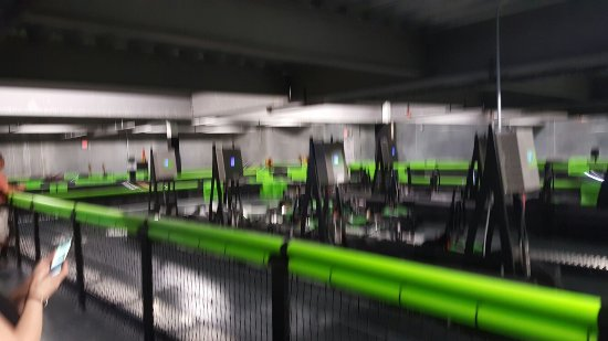Bowling Picture Of Andretti Indoor Karting And Games