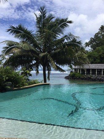 Upolu, Samoa: Seabreeze Resort