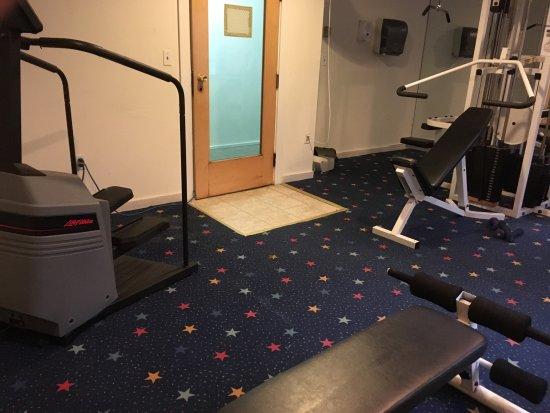 Killington Mountain Lodge - exercise room