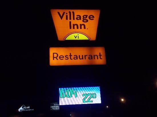 Village Inn 1130 E Northern Lights At Latouche Anchorage
