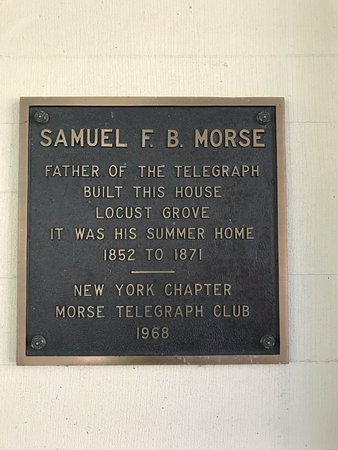 Poughkeepsie, Nowy Jork: plaque